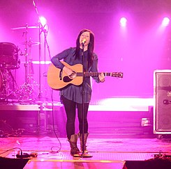 Kari Jobe at Burning Lights (cropped).jpg