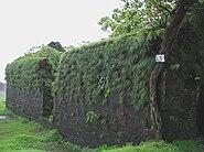 Karnala fort walls