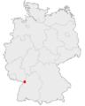 Karte Karlsruhe in Deutschland.png