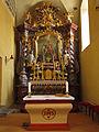 Kath. Pfarrkirche hl. Martin in Sankt Martin - Altar.jpg