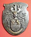 Katowice - Herb Georg von Giesche's Erben w Muzeum Historii Katowic.jpg