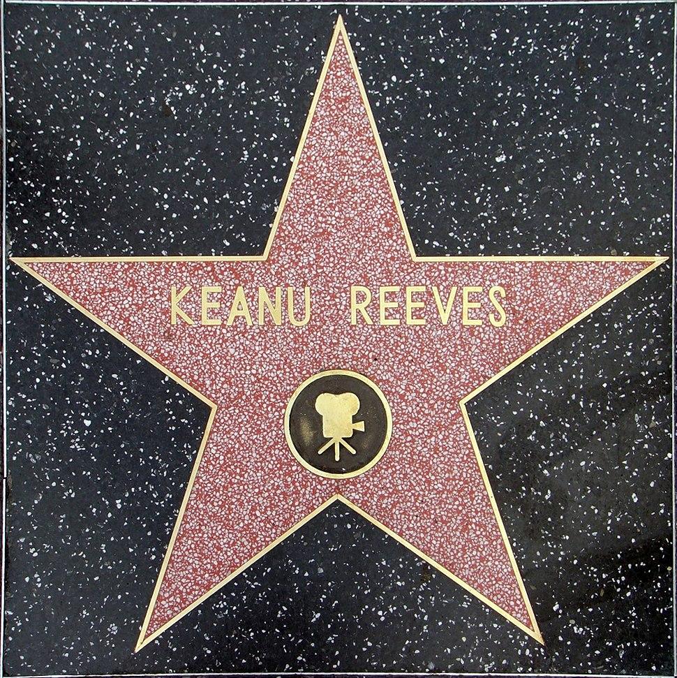Keanu Reeves Star
