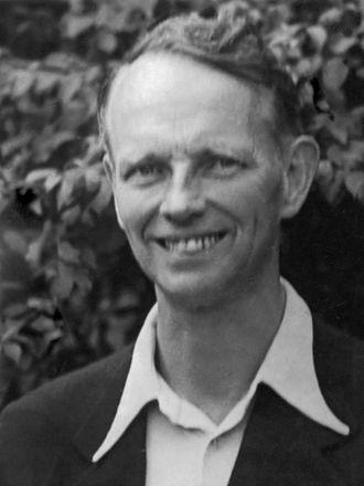 Kees Boeke - Image: Kees Boeke (1939)