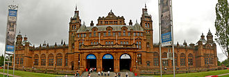 Kelvingrove Art Gallery and Museum - Image: Kelvingrove Art Gallery and Museum 1