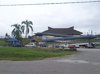 Kempas Baru railway station - Image: Kempas Baru Railway Station