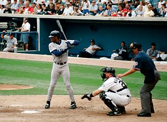 Ken Griffey Jr. - Griffey bats for the Mariners, 1997