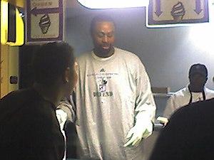 Kenny Thomas (basketball) - Image: Kenny Thomas 2006