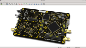 KiCad - KiCad 3D Viewer