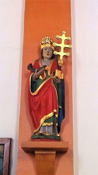 Hl Cornelius - Kierch Wanseler
