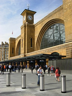 Gare de king 39 s cross wikip dia - Gare king cross londres ...