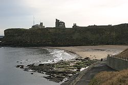 King Edward's Bay Tynemouth from Sharpness Point - geograph.org.uk - 107259