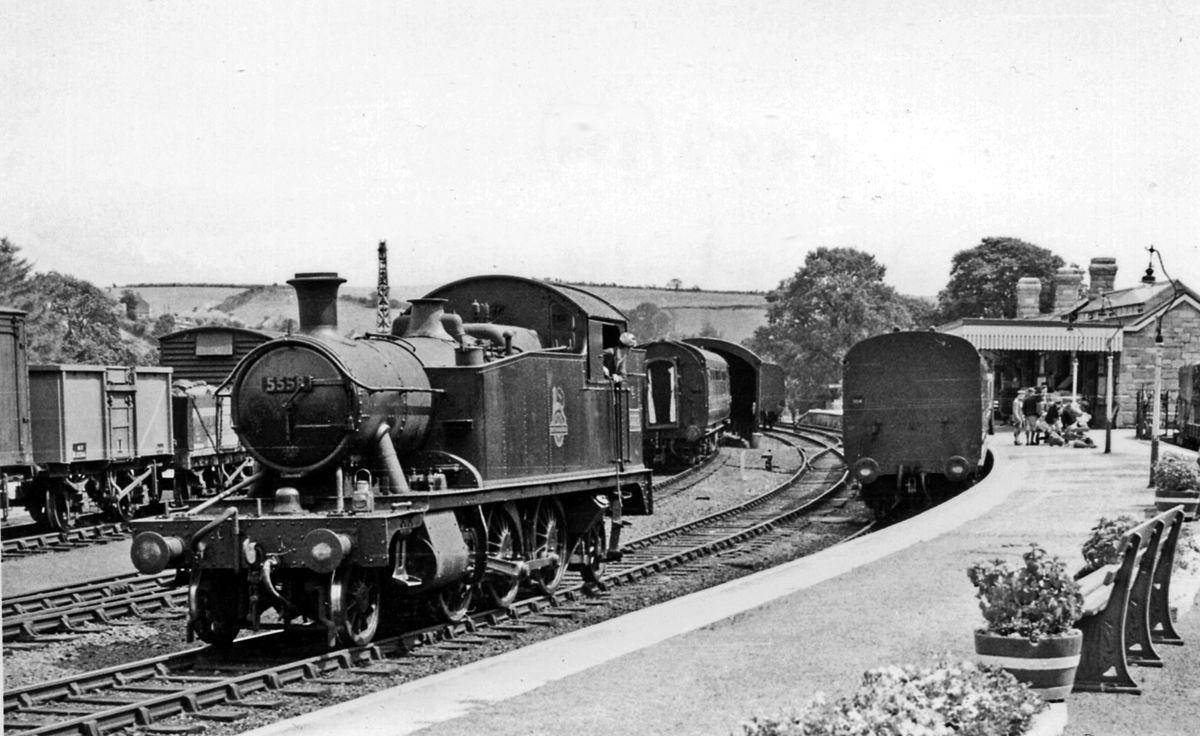 Kingsbridge Railway Station England Wikipedia