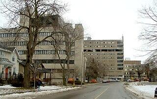 Kingston General Hospital Hospital in Ontario, Canada
