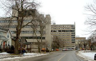 Kingston General Hospital - Image: Kingston General Hospital
