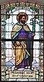 Kirche 19869 Buntglasfenster in A-2063 Zwingendorf (02).jpg