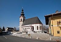 Kath. Pfarrkirche hl. Maria
