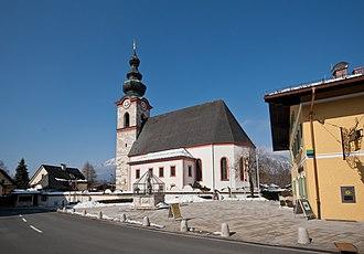 Großgmain - Parish church