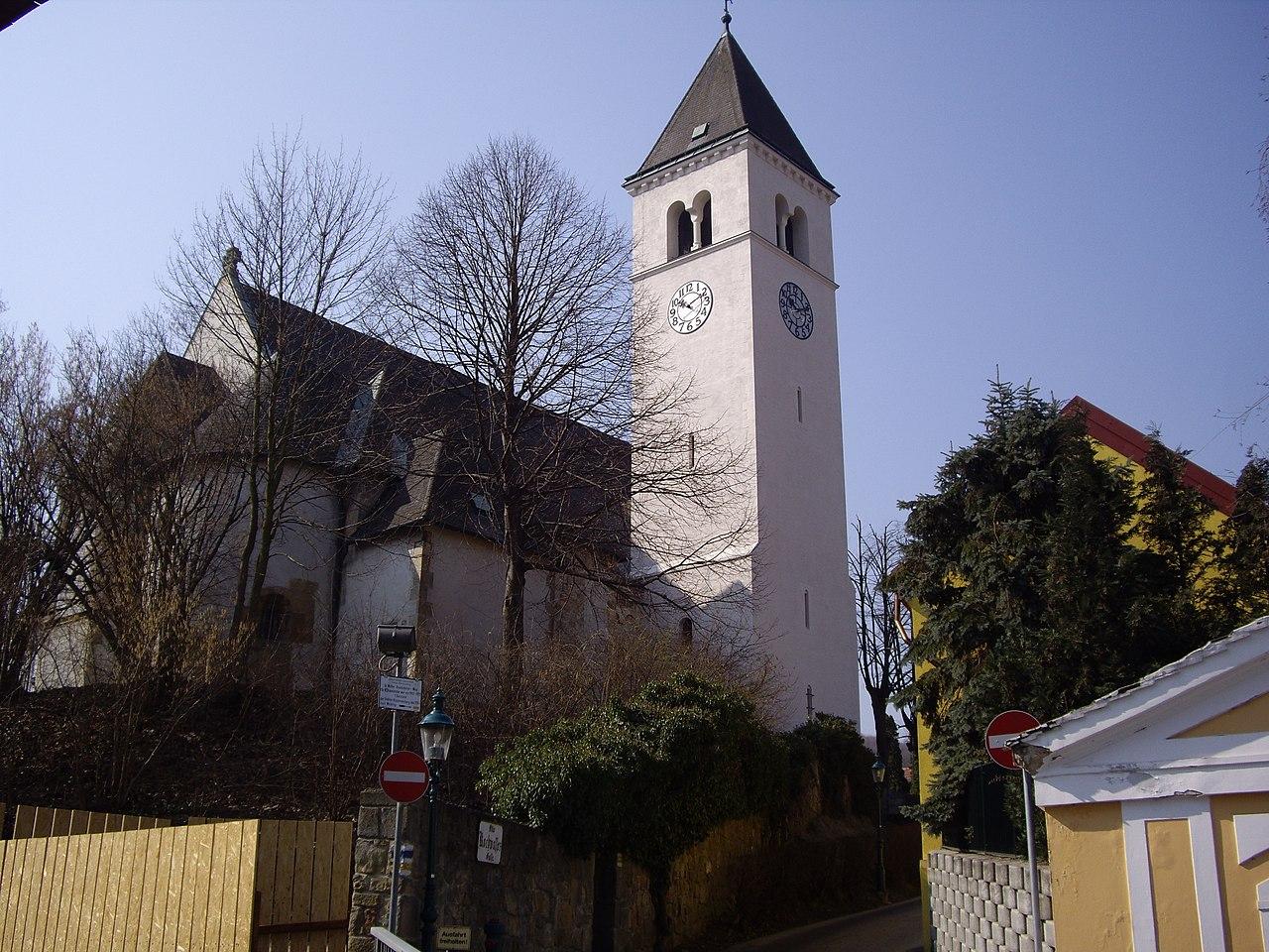 Pfarrkirche Kierling - menus2view.com
