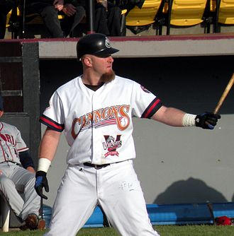 Calgary Cannons - The Calgary Vipers honoured the Cannons history with a throwback jersey night in 2009.