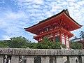Kiyomizu-dera in eastern Kyoto, Kyoto Prefecture; September 2004.jpg