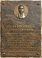 Klein Gyula plaque (Tapolca Ady Endre u 1).jpg