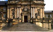 Kloster Michaelsberg Portal