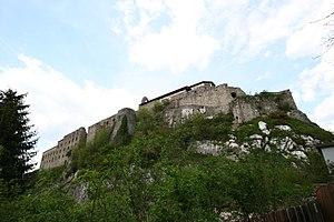 Arnoldstein - Ruins of Arnoldstein abbey