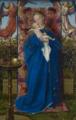 Kmska Jan Van Eyck (ca.1390-1441) - Madonna bij de fontein (1439) 28-02-2010 13-41-46.png