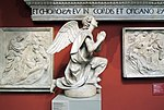 Kneeling angel 01 by Matteo Civitali (1473-6, San Martino, Lucca) - replica in Pushkin museum 01 by shakko.jpg
