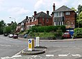 Knighton Road-Chapel Lane, Knighton, Leicester - geograph.org.uk - 455046.jpg