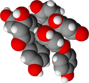 Kobophenol A - Image: Kobophenol A 3D