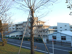 Kohokudi Junior High School 2012.jpg
