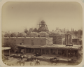 Kokand Khanate. The Sultan Murat Bek Madrasah under Construction in Kokand WDL10728.png
