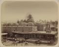 Kokand Khanate. The Sultan Murat Bek Madrasah under Construction in Kokand WDL10728.png