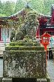 Komainu - Hakone-jinja - Hakone, Japan - DSC05801.jpg