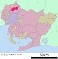 Komaki in Aichi Prefecture.PNG
