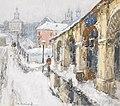 Konstantin Gorbatov - City under the Snow.jpg