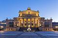 Konzerthaus, Gendarmenmarkt, Berlin (Blaue Stunde).jpg