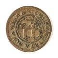 Kopparmynt, 3 pfennig, 1738 - Skoklosters slott - 109649.tif