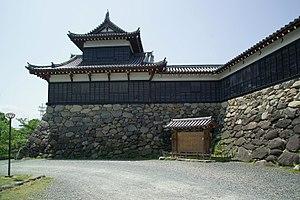 Kōriyama Castle - Image: Koriyama Castle M6717