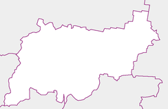 Sharya is located in Kostroma Oblast