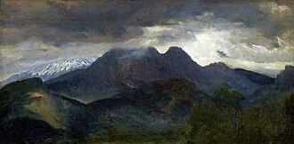 Giewont - Image: Kotsis View of Giewont