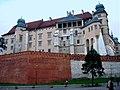 Kraków (Cracow) - Poland - Wawel Castle - panoramio.jpg