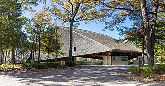 Interlochen Center for the Arts - Image: Kresge Auditorium Interlochen
