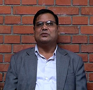 Krishna Bahadur Mahara Nepali politician