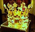 Krone Margaretha von York - Domschatzkammer Aachen.JPG