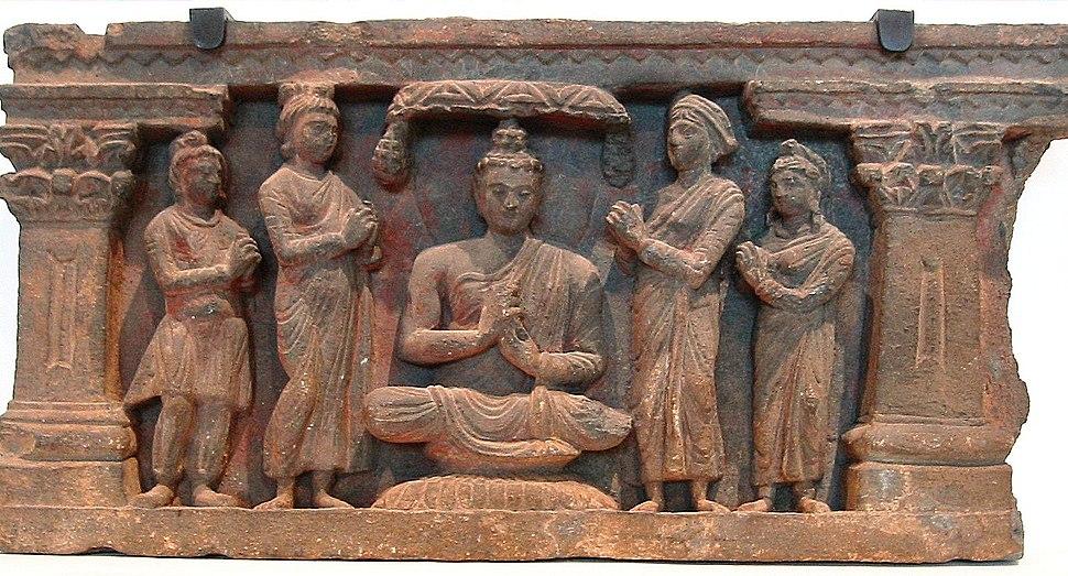 Kushan, Brahma, Indra, Indian