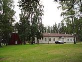 Fil:Kvarnsvedens kyrka och klocktorn.jpg