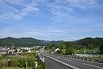 Kyoto Prefectural Road Route 62 Ujikoya line Minami-bypass in Minami, Ujitawara, Kyoto June 24, 2018 18.jpg