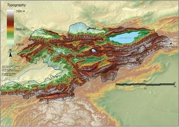 Kyrgyzstan Wikipedia